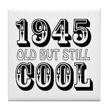 1945 Tile Coaster