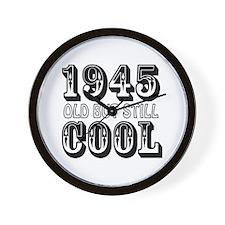 1945 Wall Clock