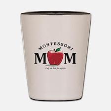 Funny Montessori Shot Glass
