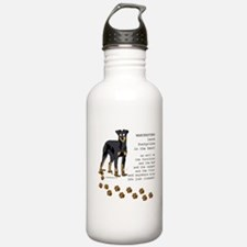 Manchester Terriers Water Bottle