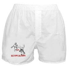 Hunting or Football? Boxer Shorts