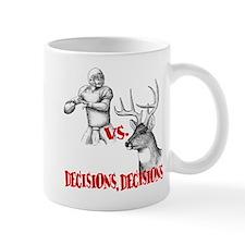 Hunting or Football? Mug