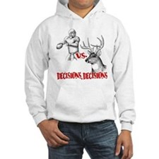 Hunting or Football? Hoodie