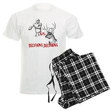 Hunting or Football? Pajamas