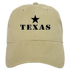 Texas, Lone Star State Baseball Cap