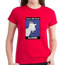 Leave My Goat Alone Tee