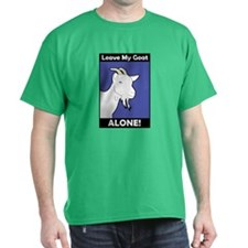 Leave My Goat Alone T-Shirt