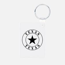 Texas, Lone Star State Keychains