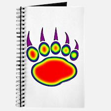 Bear Paw Heat Map Journal
