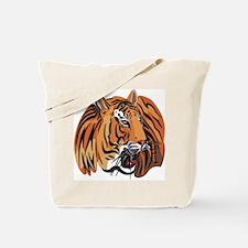 Big Cat Tiger Tote Bag