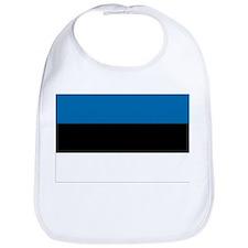 Flag of Estonia Bib