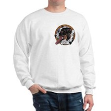 Tug's Sweatshirt, pocket area