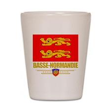 Basse-Normandie Shot Glass
