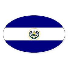 Falkland Islands Flag Oval Decal