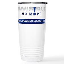 Invisible No More Travel Mug