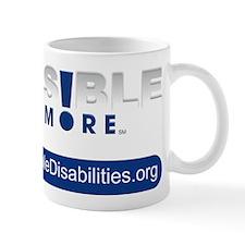 Invisible No More Mug
