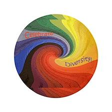 "Celebrate Diversity 3.5"" Button"