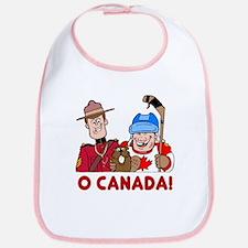 O Canada Bib