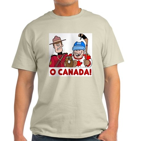 O Canada Light T-Shirt
