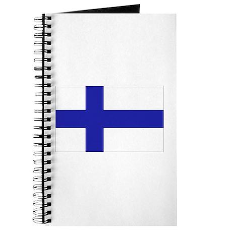 Finnish Flag Journal