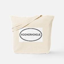 Kooikerhondje Euro Tote Bag
