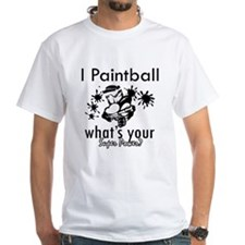 I Paintball Shirt