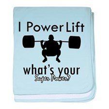 I Power Lift baby blanket