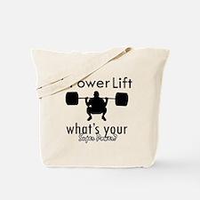 I Power Lift Tote Bag