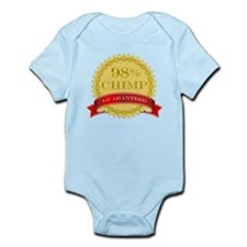 98% Chimp Guaranteed Infant Bodysuit