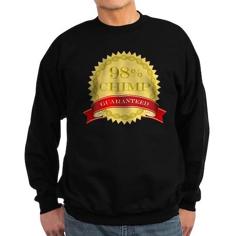 98% Chimp Guaranteed Sweatshirt (dark)
