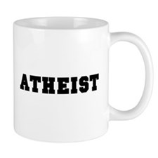 Atheist College Mug