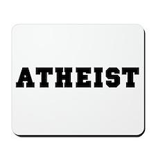 Atheist College Mousepad
