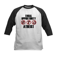 Equal Opportunity Atheist Tee