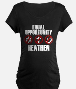 Equal Opportunity Heathen T-Shirt