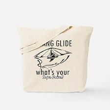 I Hang Glide Tote Bag