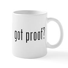 got proof? Mug