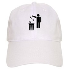 Religion Wastebin Baseball Cap