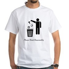 Please Think Responsibly Shirt