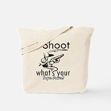 I Shoot Tote Bag