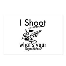 I Shoot Postcards (Package of 8)
