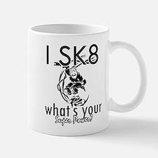 I Skate Mug