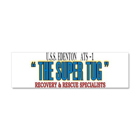 Super Tug ATS -1 Car Magnet 10 x 3