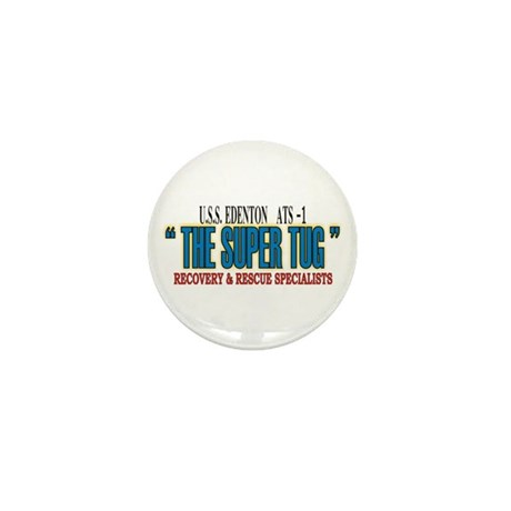 Super Tug ATS -1 Mini Button (10 pack)