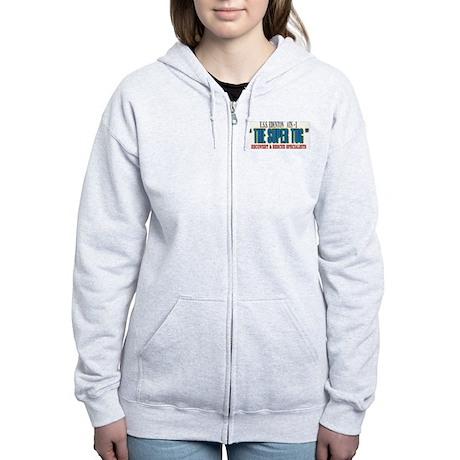 Super Tug ATS -1 Women's Zip Hoodie