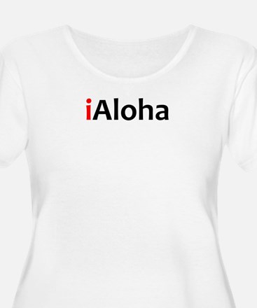iAloha (two tone) T-Shirt