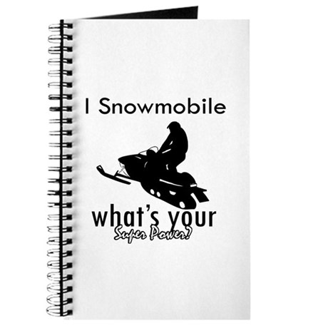 I Snowmobile Journal
