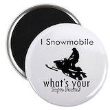 Snowmobile  stuff 10 Pack