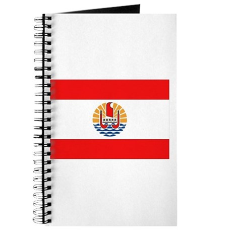 French Polynesian Flag Journal