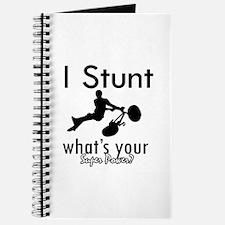 I Stunt Journal