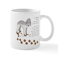 Bedlington Terriers Mug
